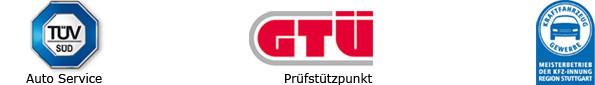 TÜV und GTÜ in Leonberg